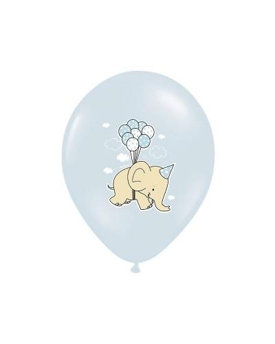 """Balony na """"1"""" urodziny SŁONIK"""