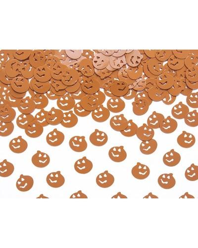 Konfetti dekoracyjne na Halloween Dynie