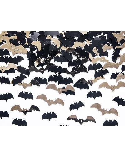 Konfetti dekoracyjne na Halloween 15g Nietoperze