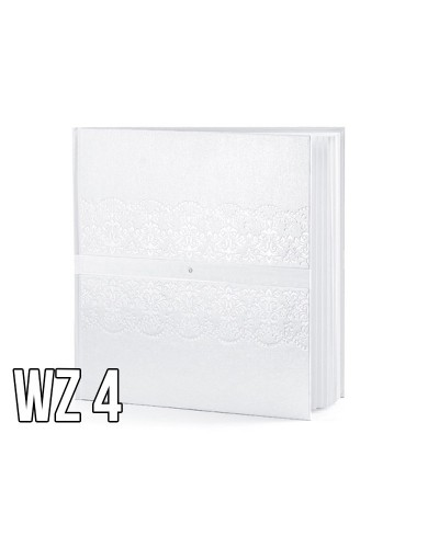 Księga gości weselnych WZÓR 4
