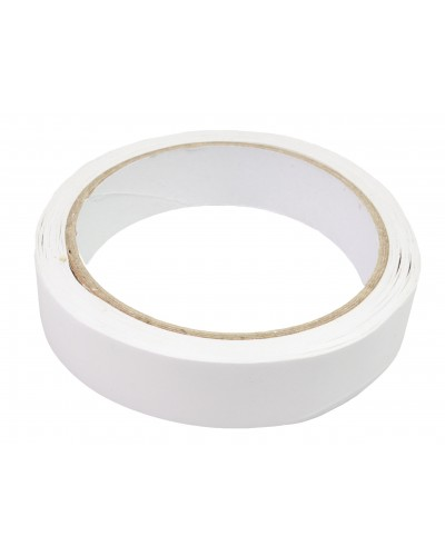 Taśma papierowa biała 20mm
