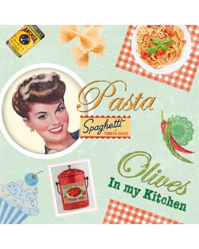 Serwetka Spaghetti