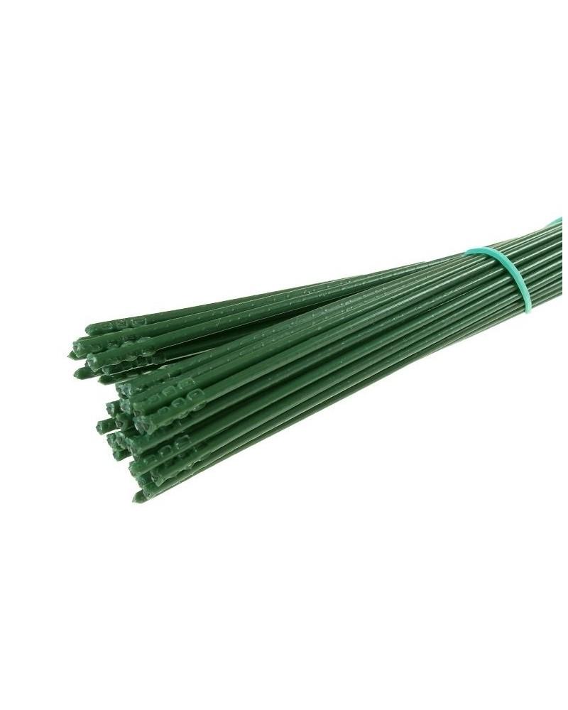Drut florystyczny na patyku 0,7mm