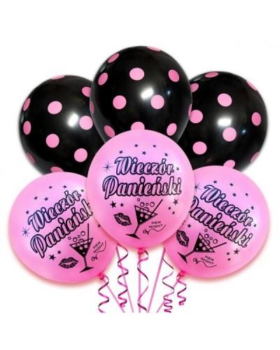 Balony na wieczór panieński MIX