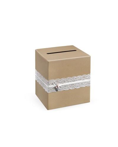 Pudełko na koperty Retro