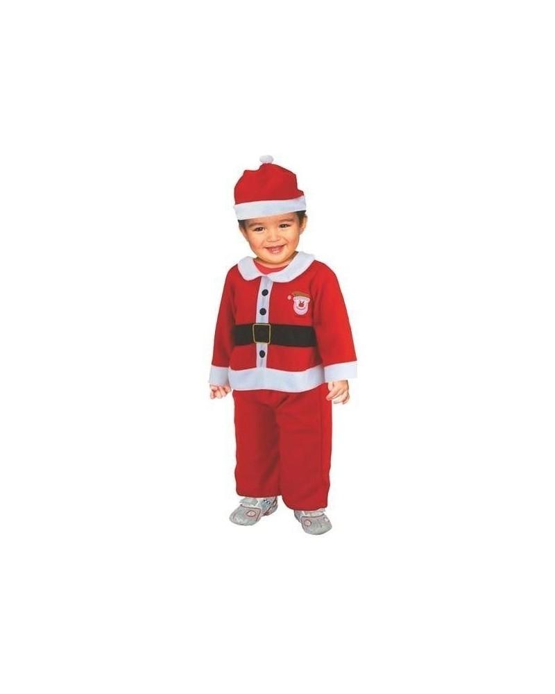Strój Małego Mikołaja