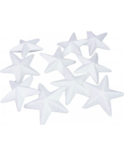 Styropianowe gwiazdki 11,5cm