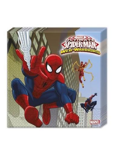 Serwetki papierowe Spiderman