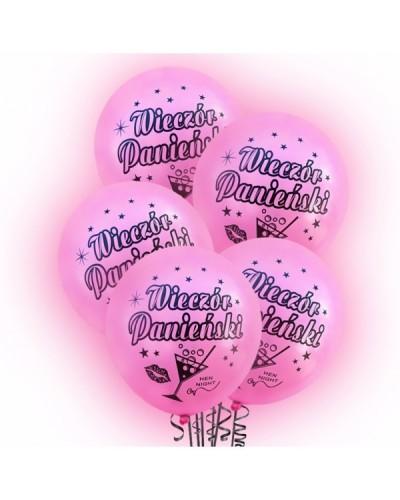 Balon LED na wieczór panieński