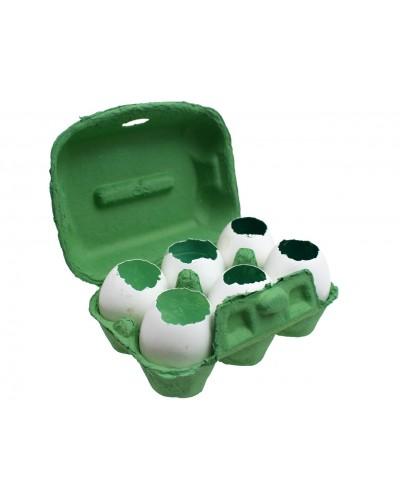 Wydmuszki zielone w ozdobnym opakowaniu