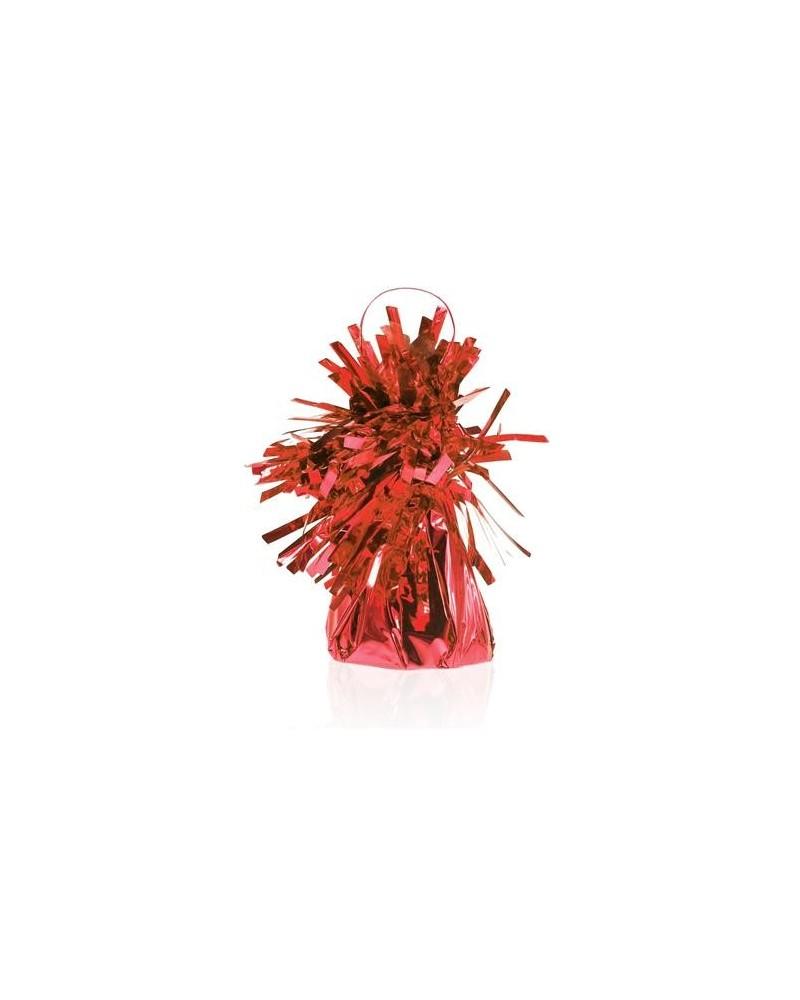 Ciężarek do balonów, czerwony