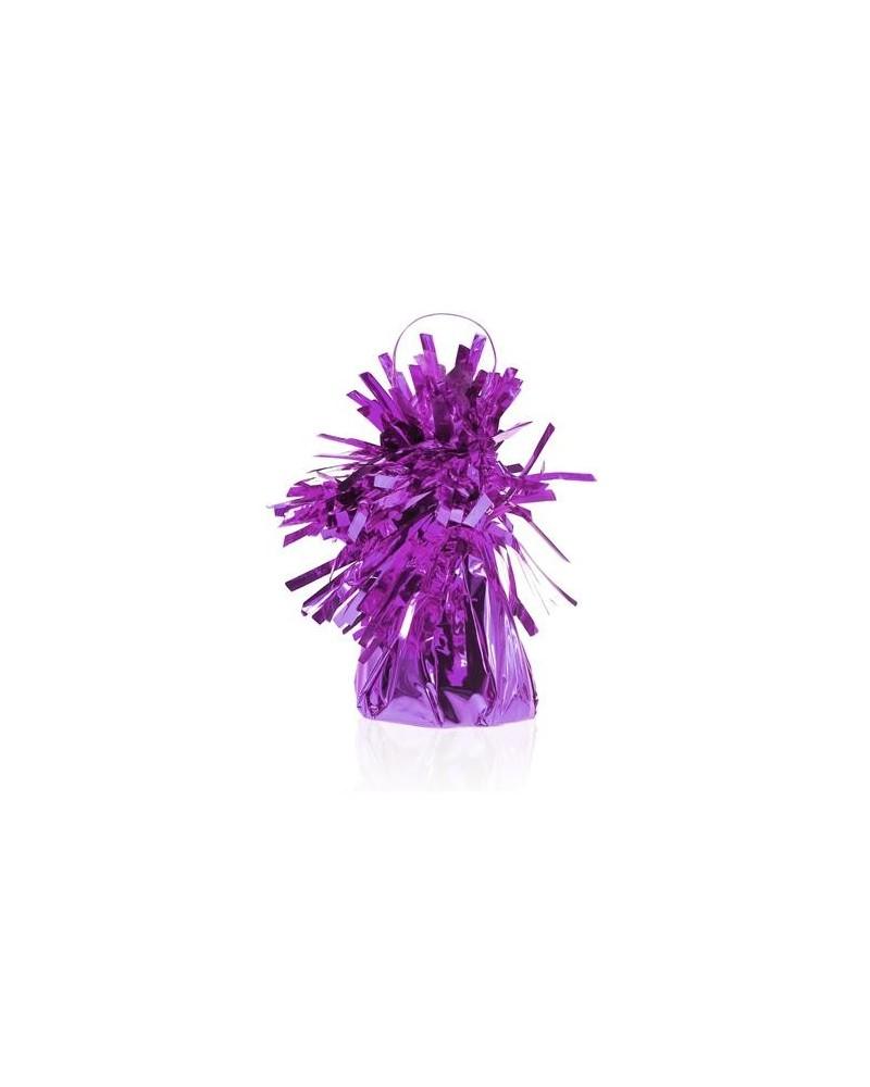 Ciężarek do balonów, fioletowy