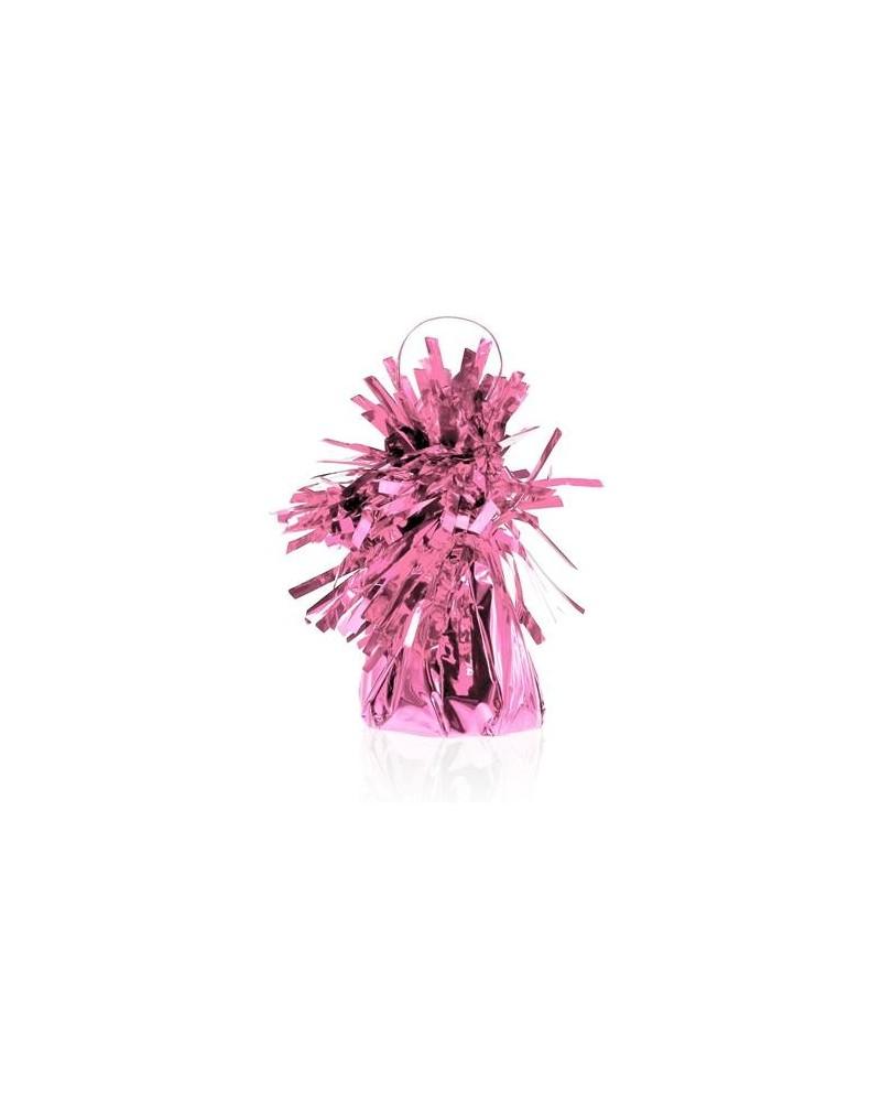 Ciężarek do balonów, różowy