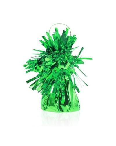 Ciężarek do balonów, zielony