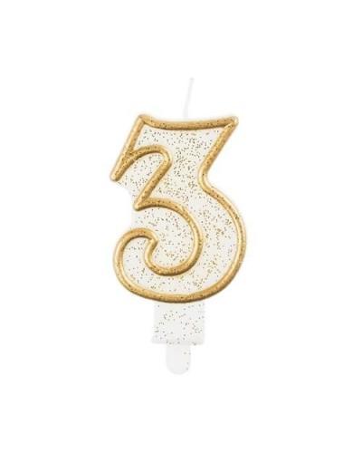 Złota świeczka 3