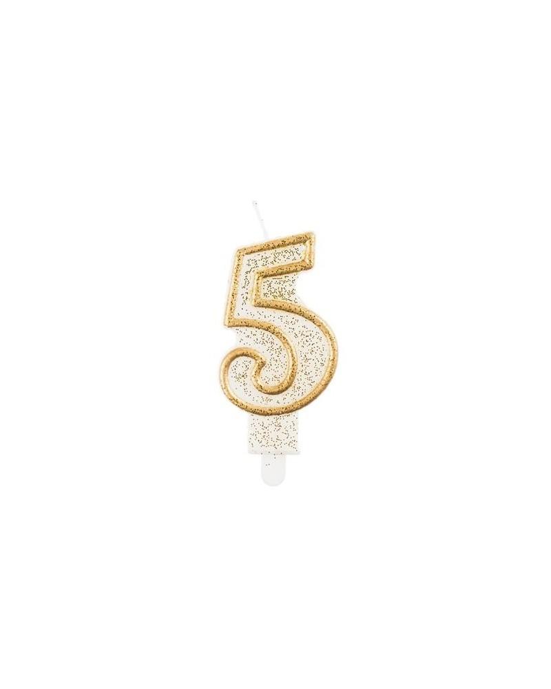 Złota świeczka 5