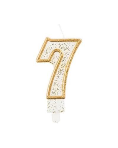 Złota świeczka 7