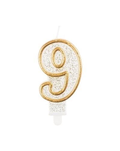 Złota świeczka 9