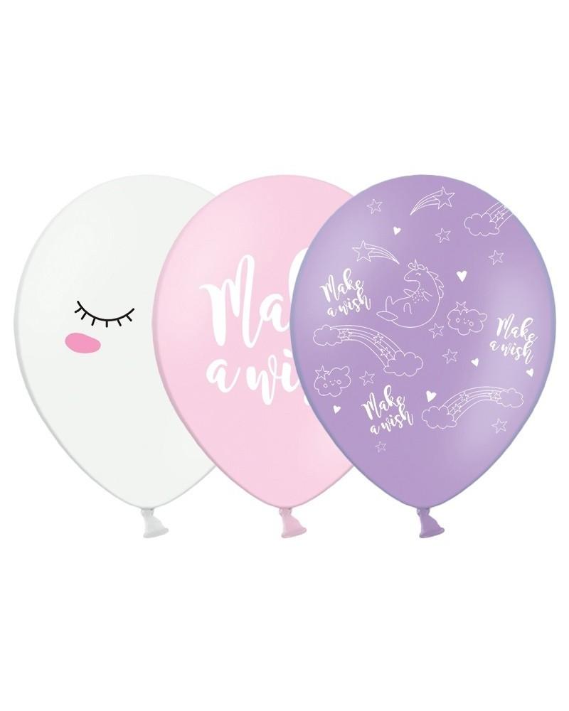 Balony Pastelowe Dla Dzieci 12 Balony Urodzinowe Od Happeningspl