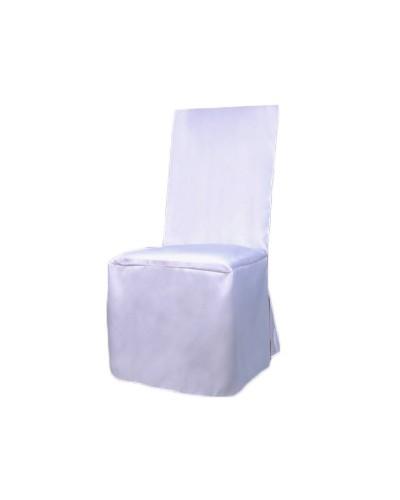 Pokrowiec na krzesło prosty