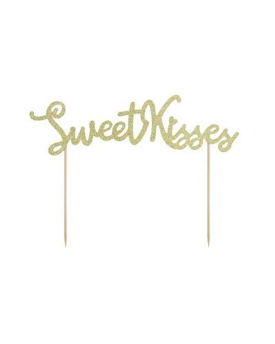 Topper na tort Sweet Kisses
