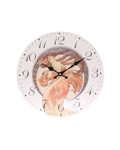 Zegar ścienny retro - wzór 11