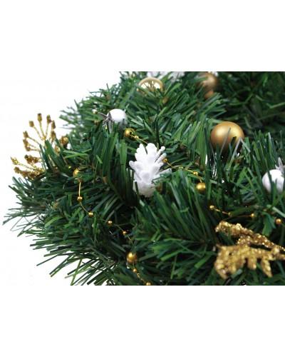 Wianek Jodła świąteczny 35cm