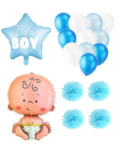 Zestaw na Baby Shower, dla chłopca