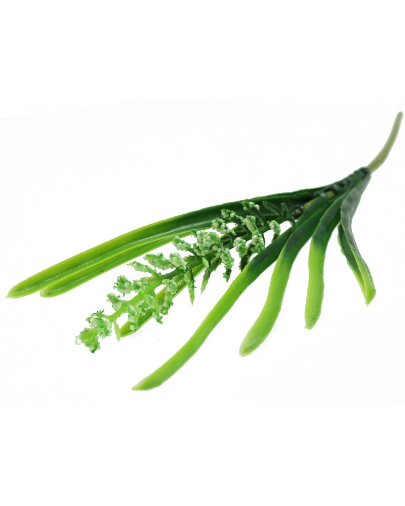 Gałązka, dodatek do kompozycji zielony 30cm