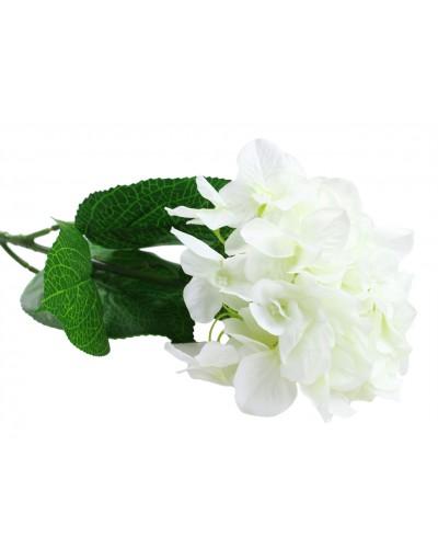 Hortensja w kolorze białym 88cm