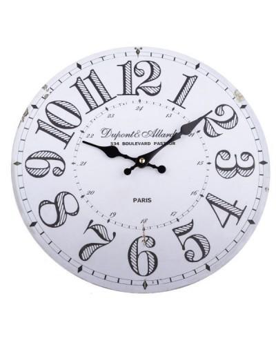 Zegar ścienny Loft