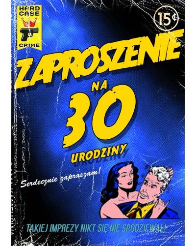 Zaproszenie na 30-tke Komiksowe