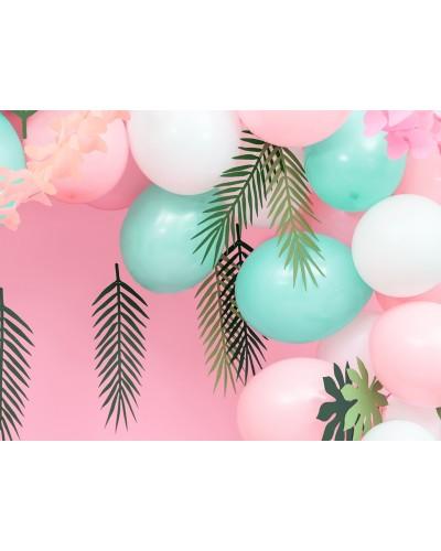 Balon pastelowy Miętowy Aloha 10szt.