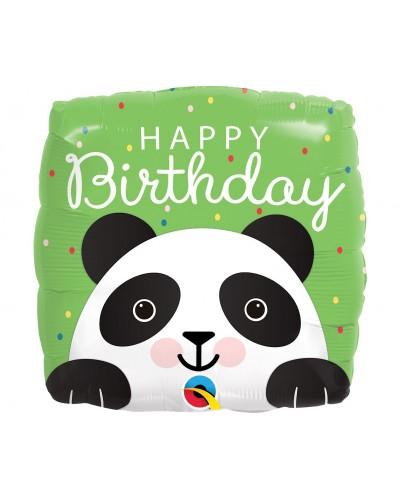 Balon foliowy Urodzinowa Panda