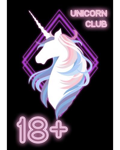 Zaproszenie na 18-stke Unicorn Club