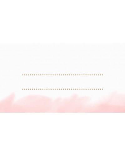 Winietki uniwersalne Różowa Elegancja 10 szt.