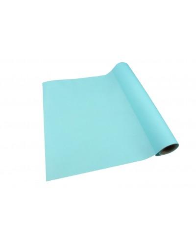 Bieżnik flizelinowy niebieski