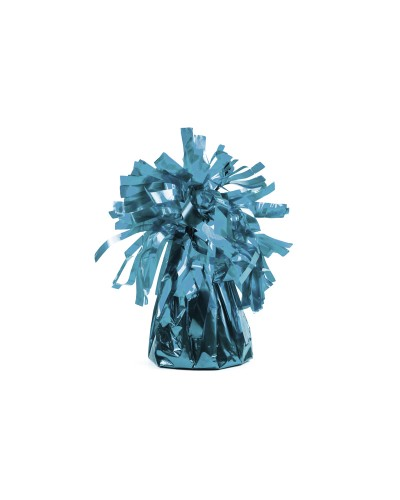 Ciężarek do balonów, niebieski