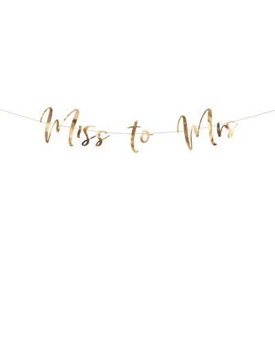 Baner Miss to Mrs, rose gold