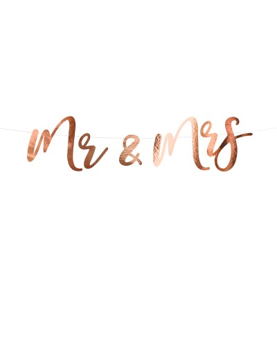 Baner Mr&Mrs rose gold