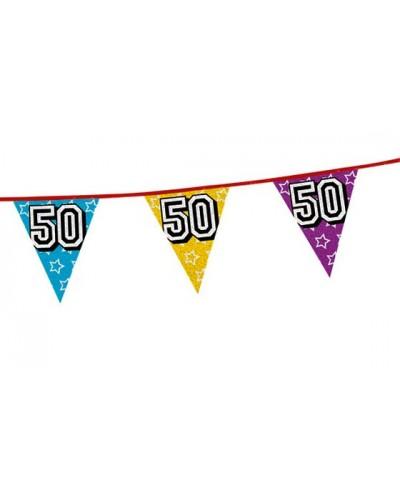 Baner Flagi na 50 Urodziny