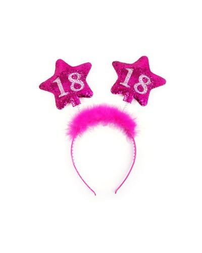 Opaska na 18 urodziny