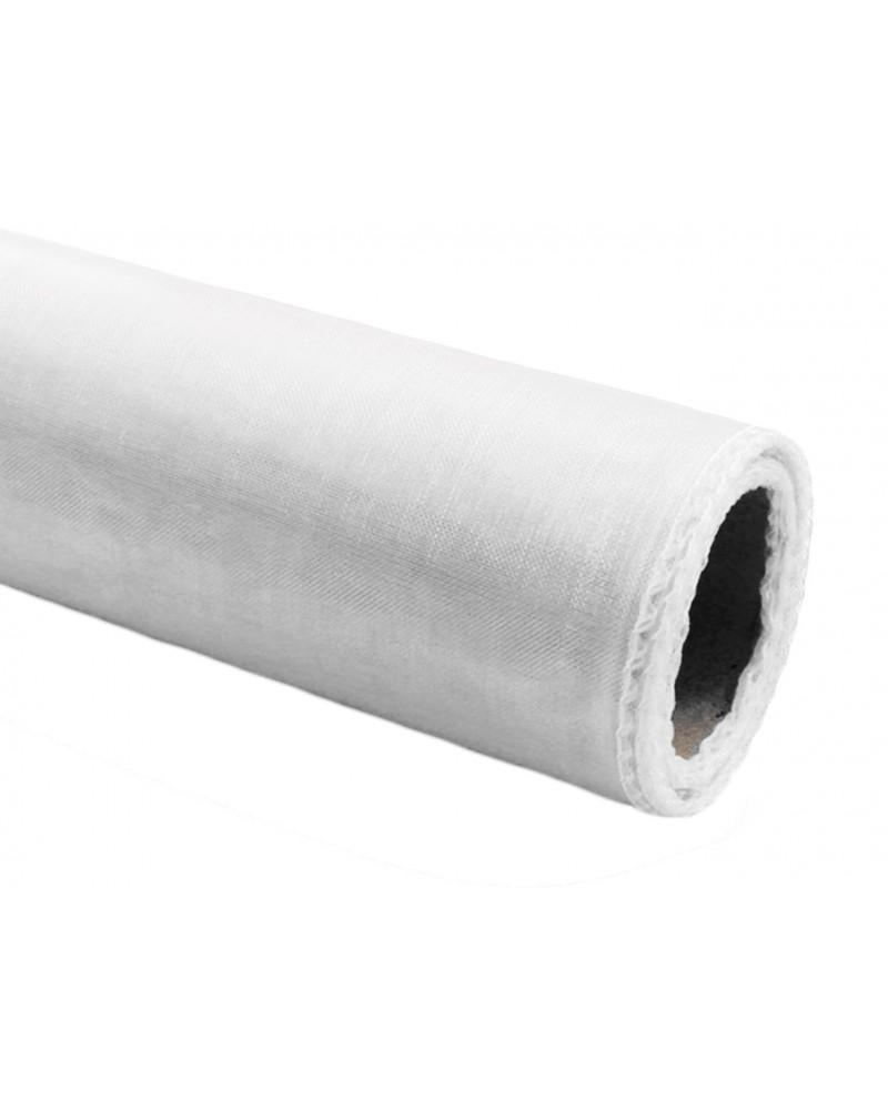Organza 40cm biała