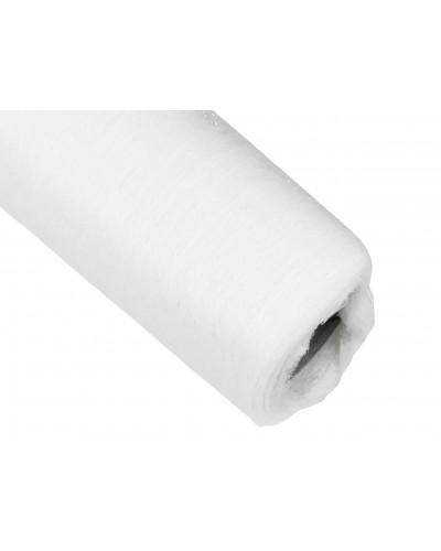 Flizelina 50cm Rolka biała