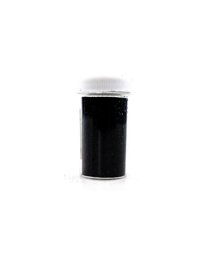 Brokat dekoracyjny solniczka Czarny