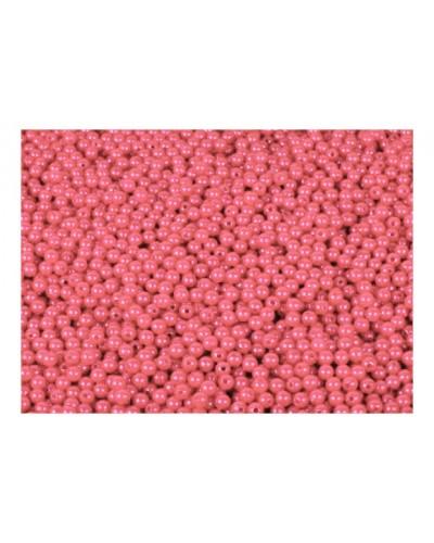 Koraliki 6mm jasnoczerwone