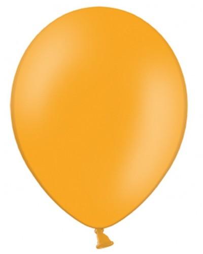 """Balony pastelowe 12"""" Pomarańczowe"""