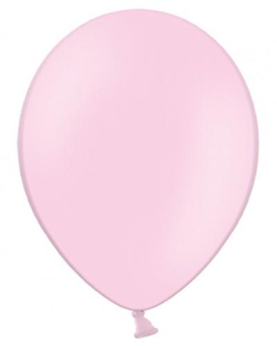 "Balony pastelowe 12"" Jasny Róż"