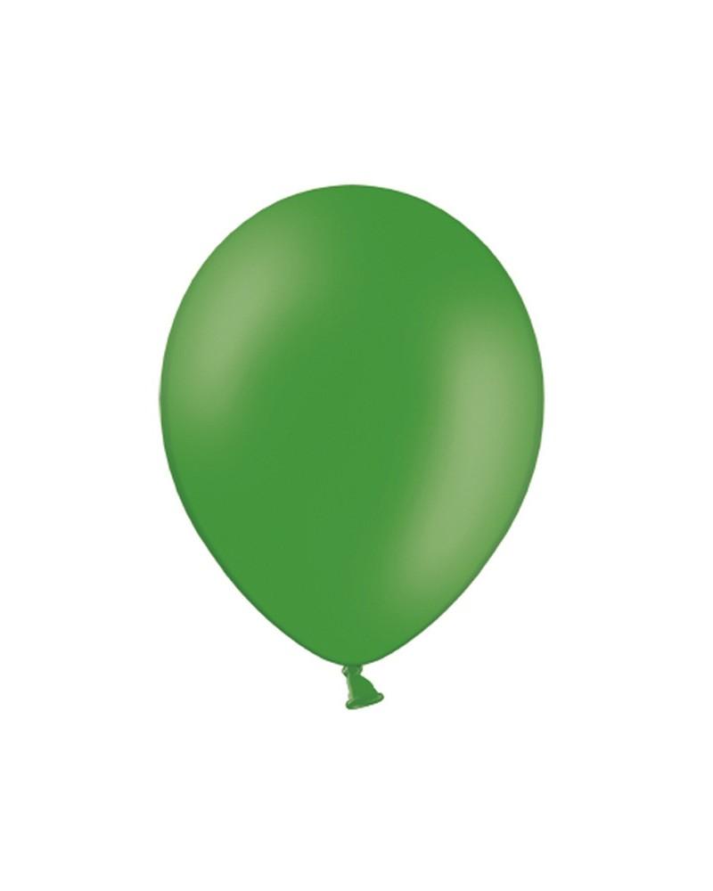 "Balony pastelowe 12"" Ciemnozielone"