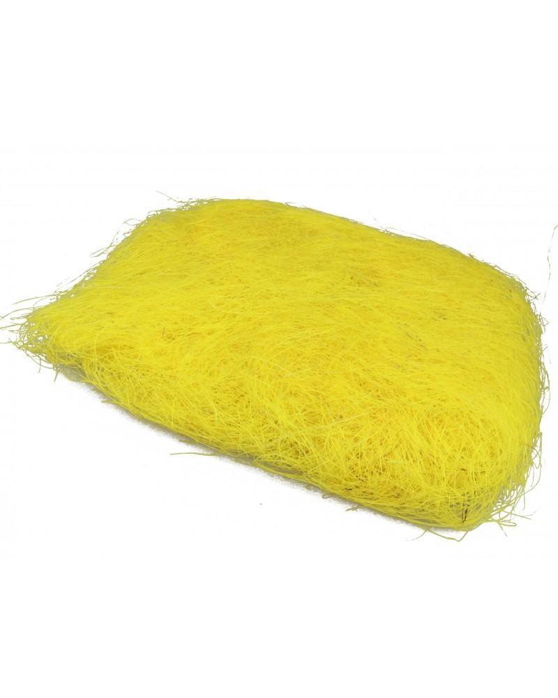 Sizal żółty